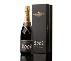 Moët & Chandon Grand Vintage 2002 Gift Box 0,75l