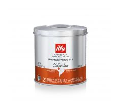illy kapsule Iperespresso ARABICA SELECTION COLOMBIA 21 ks